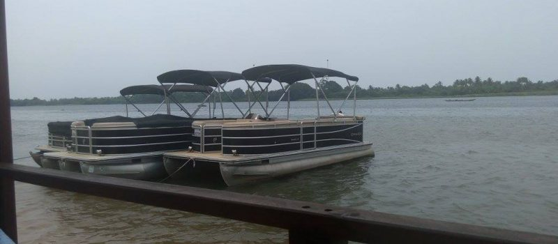 Boat Trip on the Volta River